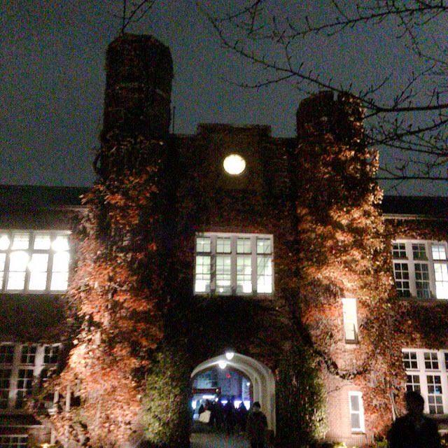 立教大学池袋キャンパスのイルミネーションに行ってみた!!【高校生レポーター桜子】
